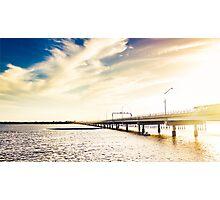 Ted Smout Memorial Bridge Photographic Print