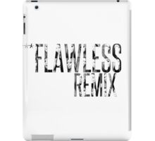 """***Flawless Remix"" from Beyoncé - Platinum Edition (Selfies) iPad Case/Skin"