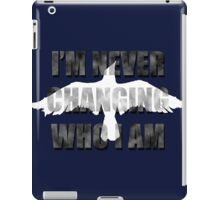 It's time iPad Case/Skin