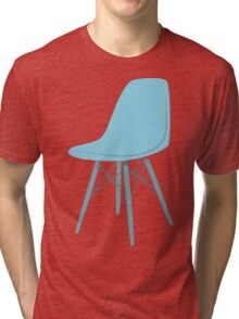 Ray & Charles Eames Side Chair Classic Design Tri-blend T-Shirt