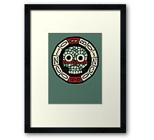 Oingo Boingo Mosaic Framed Print