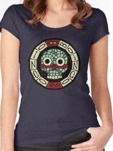 Oingo Boingo Mosaic Women's Fitted Scoop T-Shirt