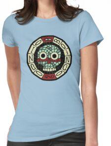 Oingo Boingo Mosaic Womens Fitted T-Shirt