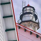 Whitefish Point Lighthouse by Mark Bolen
