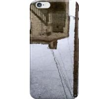 Reflections of Number Forty-Five iPhone Case/Skin