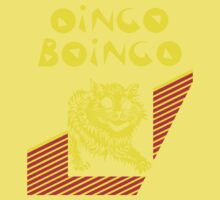 Oingo Boingo cat One Piece - Short Sleeve