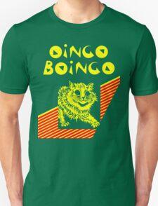 Oingo Boingo cat Unisex T-Shirt