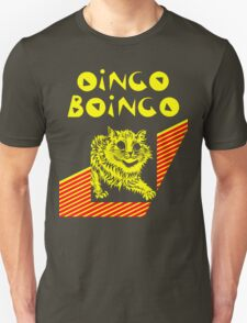 Oingo Boingo cat T-Shirt