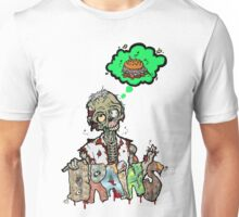 Brain Food Unisex T-Shirt