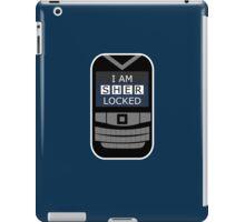 Sherlocked Phone iPad Case/Skin