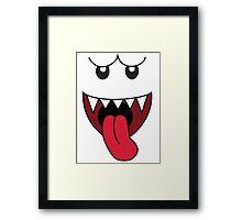 Boo Framed Print