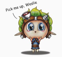 Pick me up, Weslie ! [HD] by rootstock