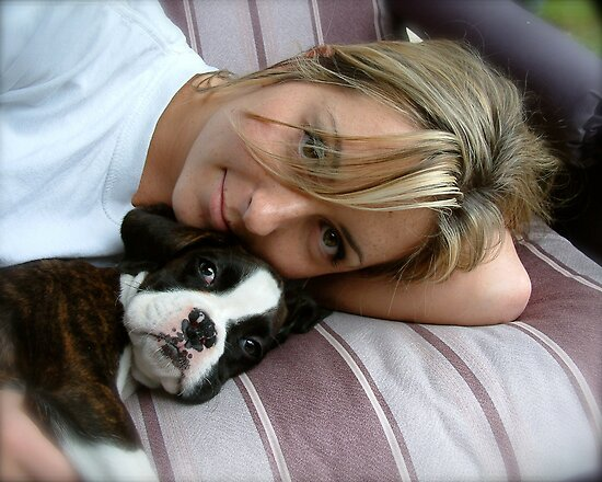 Puppy Love by ys-eye