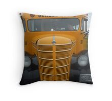 """""""The Past"""" Throw Pillow"""