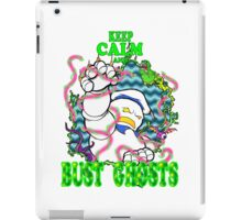 Busting Ghosts iPad Case/Skin