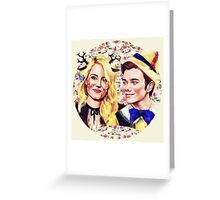 Fairy tale Colfgron Greeting Card