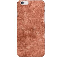 Canyon Sunset Oil Painting Color Accent iPhone Case/Skin