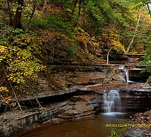 Autumn at the falls VII by PJS15204