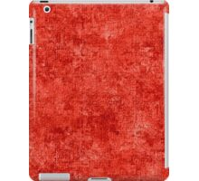 Fiesta Oil Painting Color Accent iPad Case/Skin