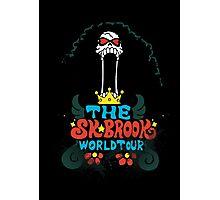 Musician World Tour Photographic Print