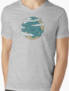 Humanity Mens V-Neck T-Shirt