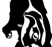 Secret life of predators , bear, cat, dog, bird by SofiaYoushi