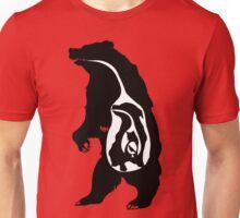 Secret life of predators , bear, cat, dog, bird Unisex T-Shirt