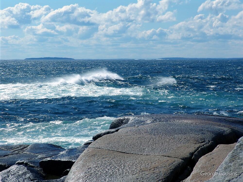 My Blue Ocean by George Cousins