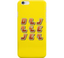 Day Age Yen  iPhone Case/Skin