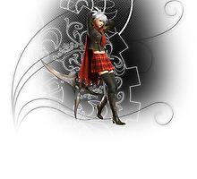 Final Fantasy Type-0 - Sice by IzayaUke