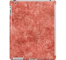 Desert Flower Oil Painting Color Accent iPad Case/Skin