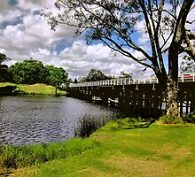 The Guildford  Bridge by HG. QualityPhotography
