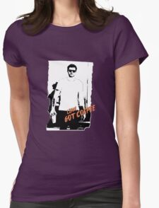 Liam Got Coffee  Womens Fitted T-Shirt