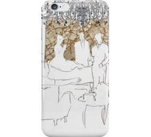 Large Parties iPhone Case/Skin