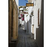 Grecian Days Photographic Print