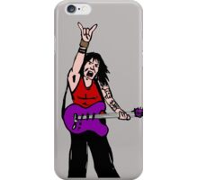 Forever rock iPhone Case/Skin