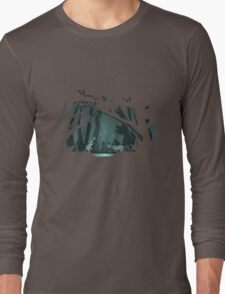 Chasing fireflies Long Sleeve T-Shirt
