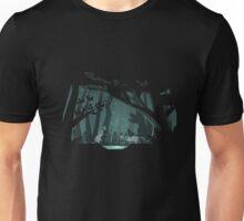 Chasing fireflies Unisex T-Shirt