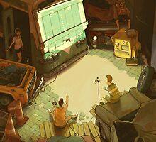 Playground by Jon-west