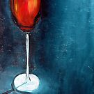 The red glass by ChristineBetts