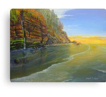Mystic Beach Canvas Print