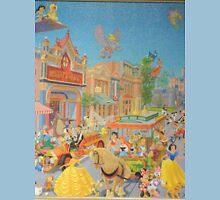 Disney Alice In Wonderland Disney Pinocchio Disney Villains  T-Shirt