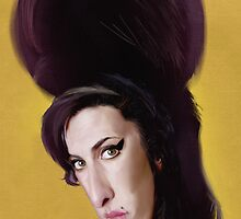 Amy Winehouse by Maritze
