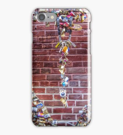 Forever I Vow iPhone Case/Skin