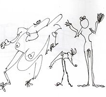 So What? ... I Dunno by Peter Searle ( the Elder )