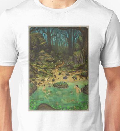 Skinny River Dip Unisex T-Shirt
