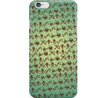 B.Fett pattern  iPhone Case/Skin