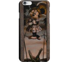 Haunted Mansion Ghosts Doom Buggy Stretching Portraits iPhone Case/Skin