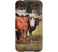 """""""FACES""""... prints and products Samsung Galaxy Case/Skin"""