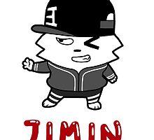 BTS - Jimin Hiphop Monster by Christie Mannino